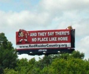 RRC Billboard - No Place Like Home