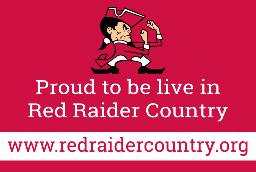 RRC Sign Graphic - Proud to Live in RRC