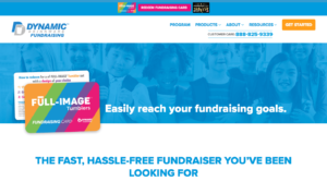 Dynamic Drinkware Fundraising