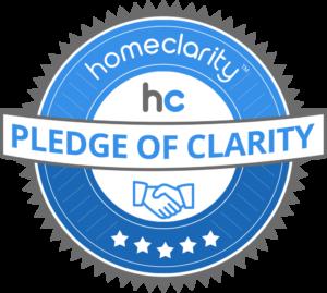 Homeclairty - Pledge of Clarity