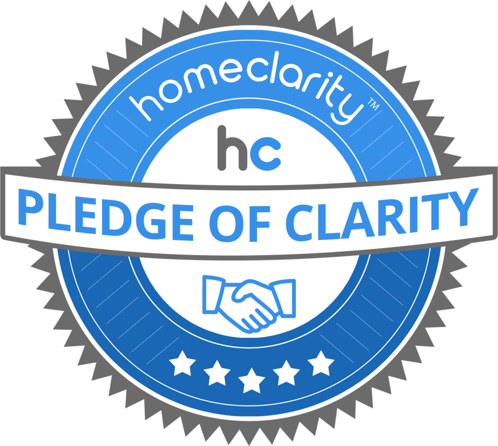 Homeclairty - Pledge of Clarity