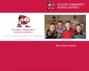 PCSD Welcome Folder